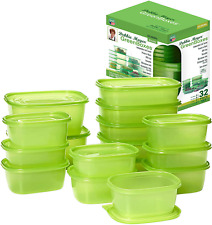 Debbie Meyer GreenBoxes 32 Piece Set – Keeps Fruits, Vegetables, Baked Goods a