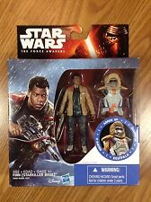"Star Wars The Force Awakens 3.75"" - Finn Starkiller Base - Action Figure"