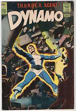 Dynamo #2-1966 (8.5 VF+)  Thunder / T.H.U.N.D.E.R. Agents Wally Wood