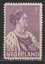 NVPH Netherlands Nederland 265 MLH 1934 Crisiszegels Pays Bas