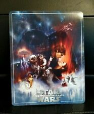 STAR WARS EMPIRE STRIKES BACK - MAGNET COVER FOR STEELBOOK (NOT LENTICULAR) V1