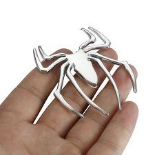 3D Spinne, Aufkleber fürs Auto, Motorrad oder Lkw