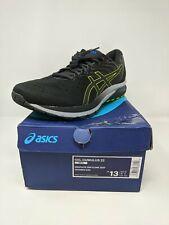 Men's Asics Gel-Cumulus 22 Running Shoe, Size 13 - Graphite Grey/Lime Zest