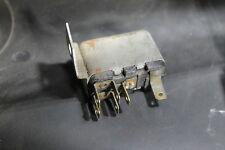 65 66 67 68 69 70 71 72 73 74 75 Cadillac 6-Way Power Bench Seat Relay