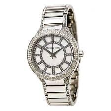 Michael Kors Women's Watch Kerry White MOP Dial Stainless Steel Bracelet MK3311