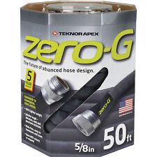 Teknor Apex Lightweight Ultra Flexible Durable Kink-Free Garden Hose, 5/8 X 50'
