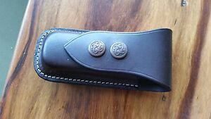 Legends LEATHER MULTI TOOL POUCH--3704 LH2L