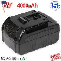 18V 4.0Ah MAX Lithium-Ion Battery for Bosch BAT609 BAT618 BAT610 BAT611 CCS180