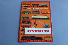 X234 MARKLIN Train catalogue Ho 1972 82 pages 29,7*21 cm F