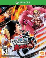 NEW One Piece: Burning Blood (Microsoft Xbox One, 2016)