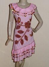 Folkloric Handmade Iskandarani Belly Dance Galabeya Dress Egyptian Costume