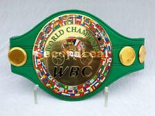 WBC Boxing Championship Belt 3D Logo Replica Adult size