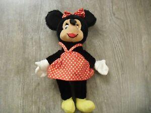 vintage peluche Minnie Mouse Tiéno