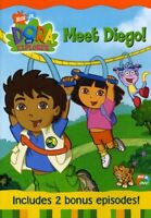 Dora the Explorer - Meet Diego [New DVD]