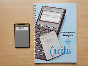 Calculus Navigare ROM Karte für HP 48SX Taschenrechner, Odd Bringslid #673