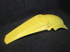 Yamaha YZF250 YZF450 2006-2009 New X-Fun yellow rear fender mudguard  CP024