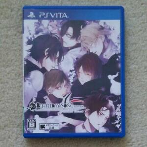 PSVITA/Re: BIRTHDAY SONG sing a love Grim Reaper another record Love youth JPN
