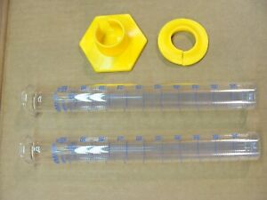 NEW KIMAX 20025-H 100mL glass graduated cylinders 100 mL 20025H-100