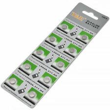 10x Useful Alkaline Button Cell Watch Battery AG4 377A 377 LR626 SR626SW SR66