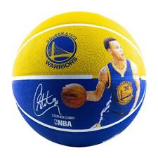 NBA Player Series - Stephen Curry Basketball Size 7 Outdoor Ball from Spalding