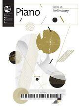 AMEB Piano Series 18 Preliminary Grade Book *NEW* Sheet Music 2019 Syllabus