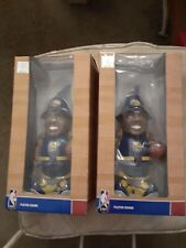 """2 New Kevin Durant Golden State Warriors Resin Player Gnome 8"""" NBA"""