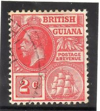British Guiana 1913-21 Early Issue Fine Used 2c.