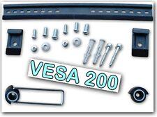 Flache Wandhalterung Halter LED LCD Plasma schmal VESA Befestigung Halterung L01
