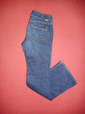 Designer Diesel RONHAR Zip-Fly - Ladies/Womens Blue Denim Jeans - W28 L30 - B451