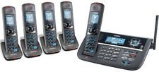 Uniden DECT4086-5 Expandable Two-Line Cordless Phone w/ Duplex Speakerphone