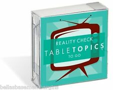 Table Topics To Go - Reality Check