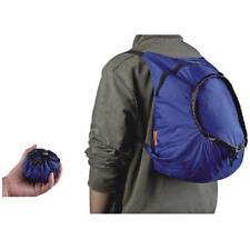 Sacs de randonnée bleus en nylon