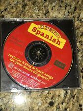 Jump Start Spanish 1997 Educational Pc Video Game - XclusiveDealz