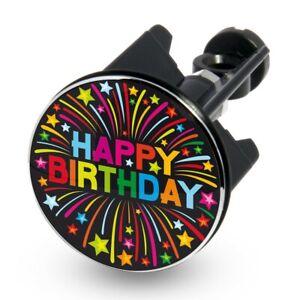 Waschbecken-Stöpsel Excenter-Stopfen - HAPPY BIRTHDAY - Abfluss