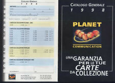 Catalogo Generale 1998 Carte Telefoniche