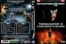 TERMINATOR 3 - FILM  avec Arnold SCHWARZENEGGER - 2003 - 105 mn