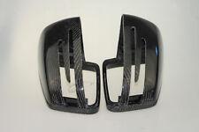 Real Carbon Side Mirror Cap Housing / Mirror Cover Mercedes W204 W212 W221  L+R