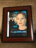 SIGNED! ~ JODIE FOSTER Horror Actress from Hannibal PAPER PHOTO autograph oop
