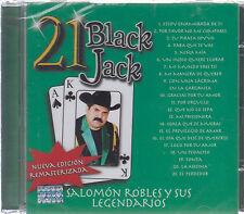 CD - Salomon Robles Y Sus Legendarios NEW 21 Black Jack Love FAST SHIPPING !