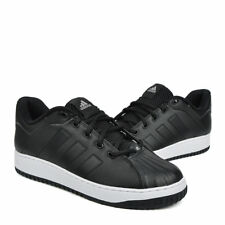 New Adidas SS Inspired B49745 Black Three Stripes Shoes Trainers Sneakers UK 6