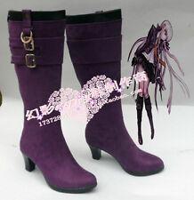 DanganRonpa Dangan Ronpa Kyoko Kirigiri cosplay costume shoes Boots Custom made