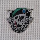 VIETNAM WAR PATCH-GREEN BERET US Army 19th SF Group Airborne De Oppresso Liber