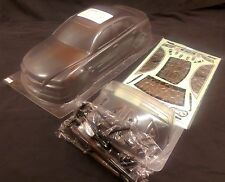 1/10 RC EP Car PC Clear Body Shell Bodies 190mm Toyota fits Tamiya HPI Yokomo