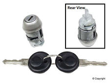 Hella Steering Ignition Switch Lock Cylinder w/key Fits Volkswagen VW 1H0905855A