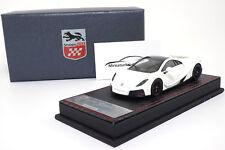 #F025-02 - FrontiArt GTA Spano - White - 1:43