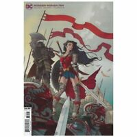 Wonder Woman (2020 series) #754 Cover 2 in NM + condition. DC comics [*h2]