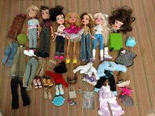 6 BRATZ DOLLS TOTAL BIG LOT Clothes Outfits Shoes Accessories EUC 2 Boy Doll MGA