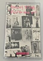The Rolling Stones Exile On Main Street Cassette Tape