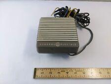 Vintage General Electric Cb, Ham, Two-Way Radio Speaker