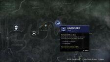 Harbinger Mission - Hawkmoon Random Rolls+Catalyst+Emblem Triumph - ps4/5-Xbox